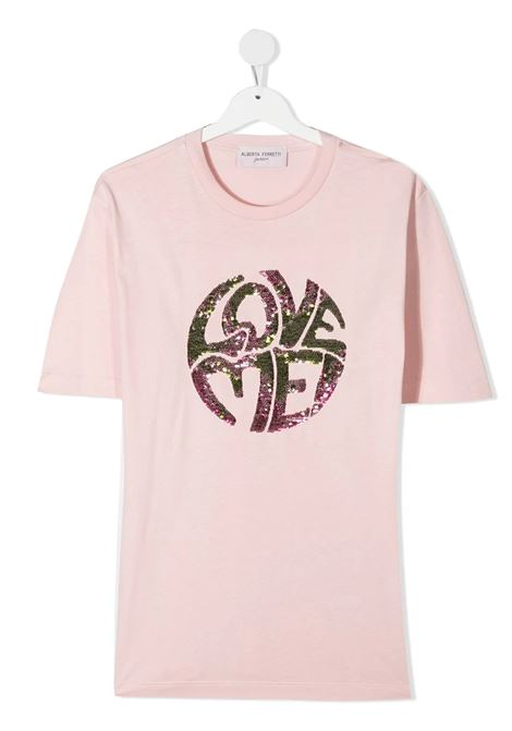 T-shirt Alberta Ferretti Junior ALBERTA FERRETTI JUNIOR | 8 | 025379042