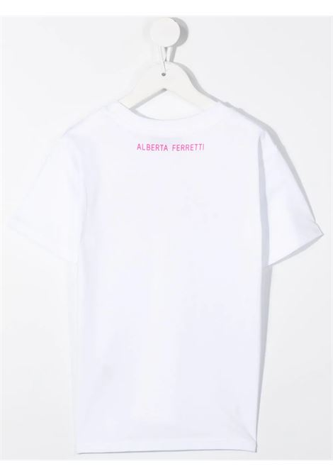 T-shirt Alberta Ferretti Junior ALBERTA FERRETTI JUNIOR | 8 | 025419002
