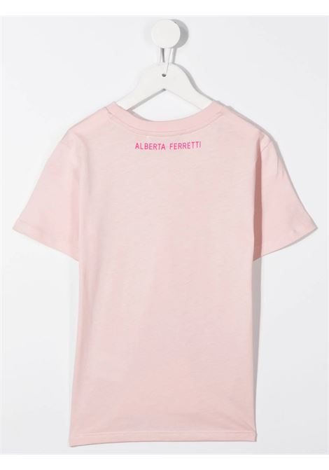 T-shirt Alberta Ferretti Junior ALBERTA FERRETTI JUNIOR | 8 | 025419042