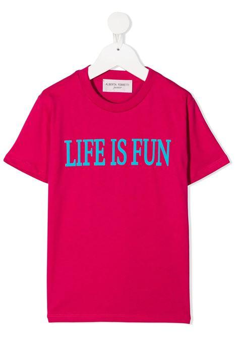 T-shirt Alberta Ferretti Junior ALBERTA FERRETTI JUNIOR | 8 | 025419044T