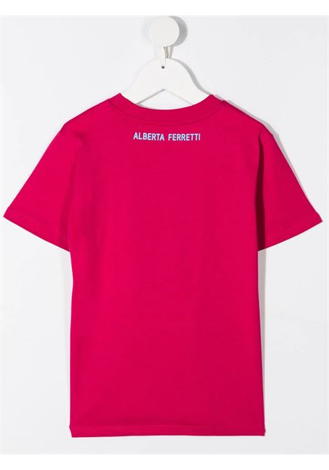 T-shirt Alberta Ferretti Junior ALBERTA FERRETTI JUNIOR | 8 | 025419044