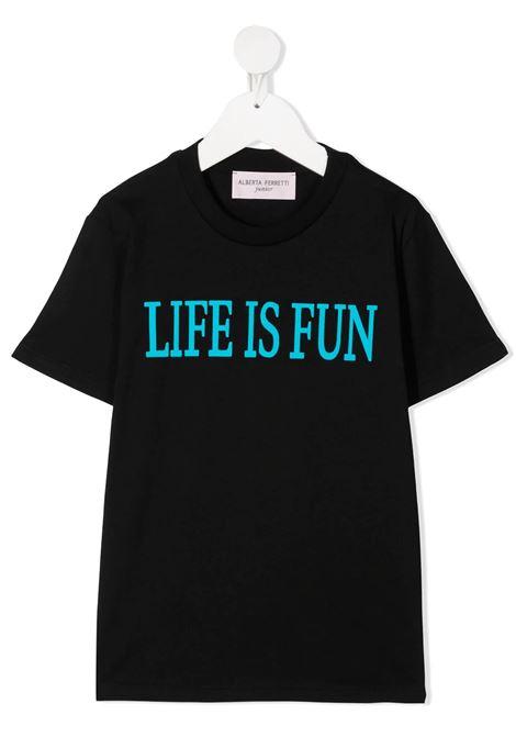 T-shirt Alberta Ferretti Junior  ALBERTA FERRETTI JUNIOR | 8 | 025419110