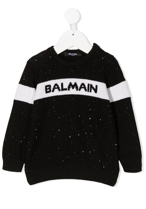 Sweater Balmain kids BALMAIN PARIS KIDS | 11 | 6N1090NB850930T