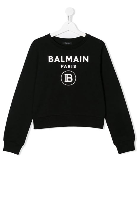 Sweatshirt Balmain kids BALMAIN PARIS KIDS | -108764232 | 6N4010NX280930T