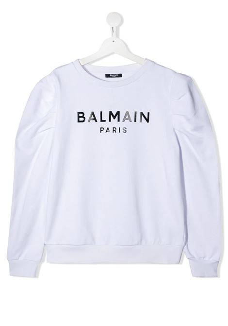 T-shirt Balmain kids  BALMAIN PARIS KIDS | -108764232 | 6N4030NX320100NET