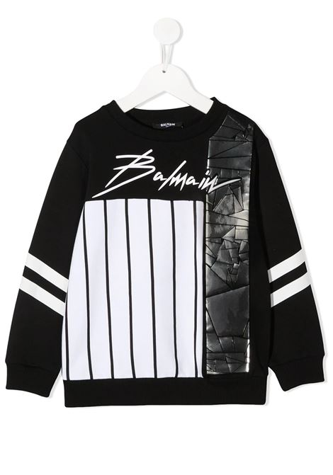 BALMAIN PARIS KIDS | -108764232 | 6N4540NX300930AG