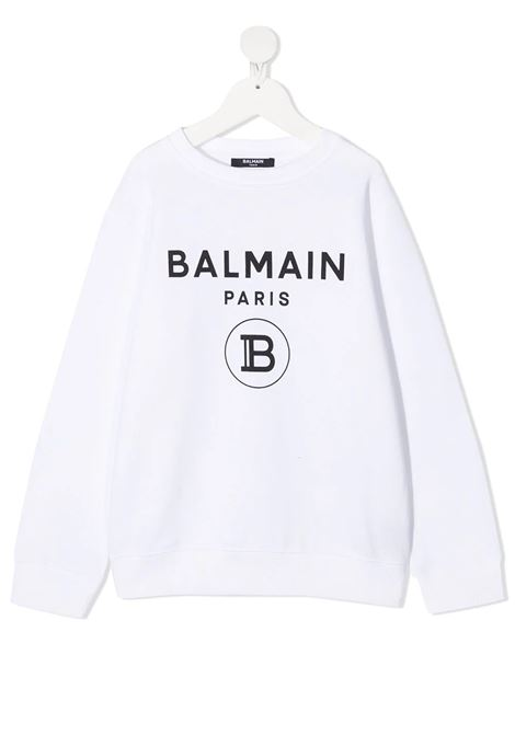 Sweatshirt Balmain kids  BALMAIN PARIS KIDS | -108764232 | 6N4670NX300100NET