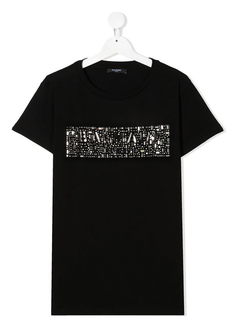 T-shirt Balmain kids BALMAIN PARIS KIDS | 8 | 6N8071NC610930
