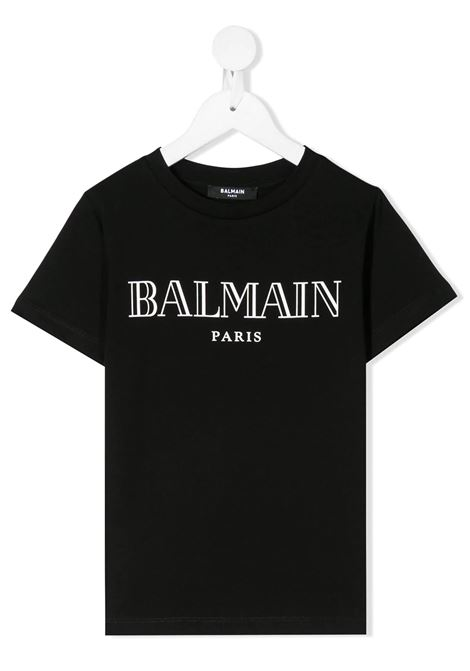 T-shirt Balmain kids BALMAIN PARIS KIDS | 8 | 6N8551NX290930AG