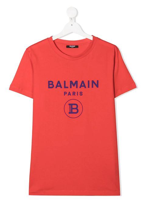 T-shirt Balmain kids BALMAIN PARIS KIDS | 8 | 6N8561NX290414AZT