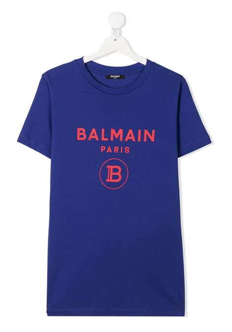 T-shirt Balmain kids BALMAIN PARIS KIDS | 8 | 6N8561NX290616