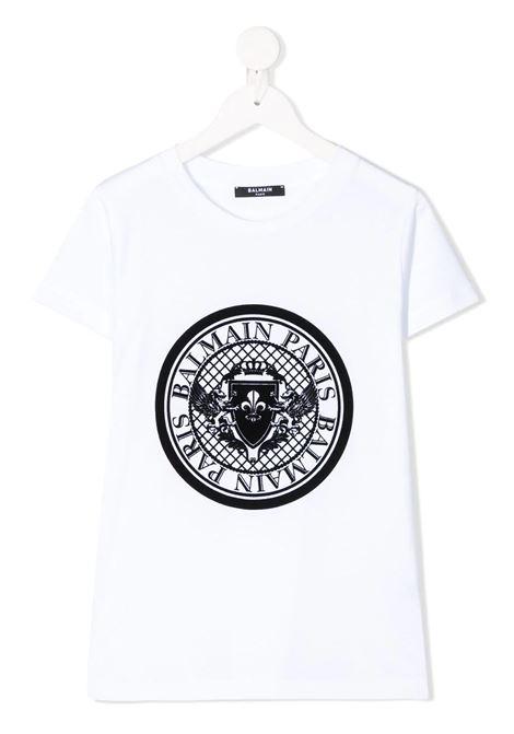 T-shirt Balmain kids BALMAIN PARIS KIDS | 8 | 6N8611NX310100NE