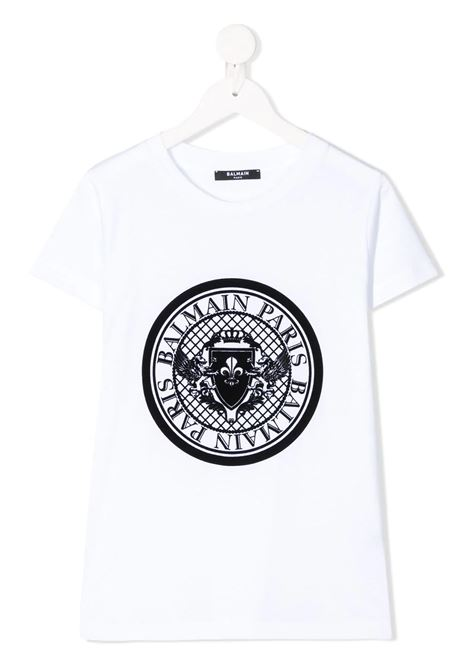 T-shirt Balmain kids BALMAIN PARIS KIDS | 8 | 6N8611NX310100NET