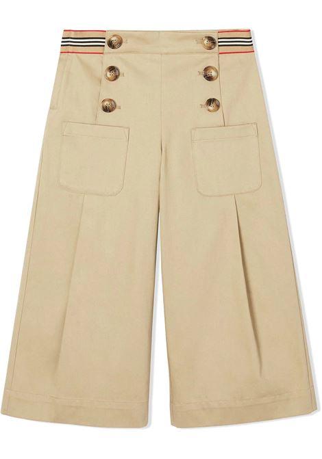 Pantalone Burberry kids BURBERRY KIDS | 9 | 8030320A1366T