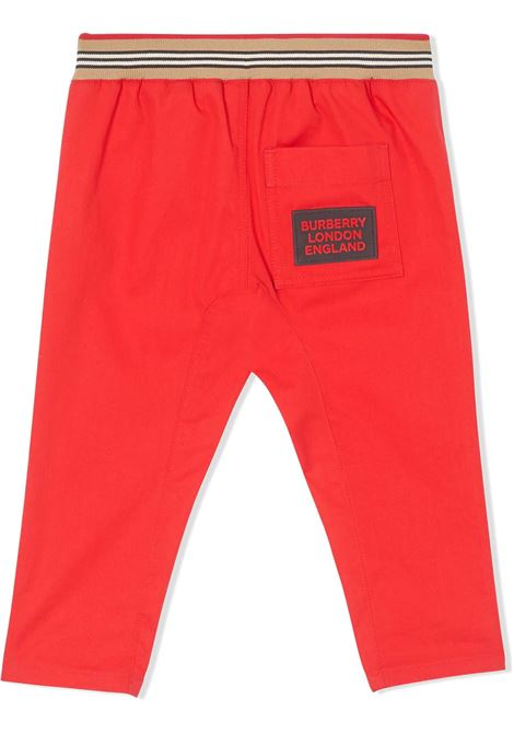 Pantaloni Burberry kids BURBERRY KIDS | 9 | 8031677A1460