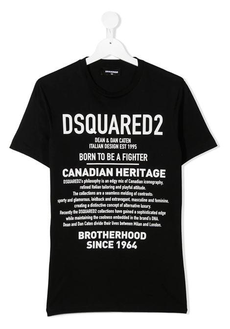 T-shirt Dsquared2 kids DSQUARED2 KIDS | 8 | DQ046WD00XGD2T579MDQ900T