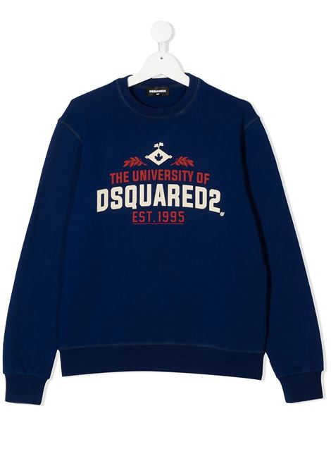 Sweatshirt Dsquared2 kids DSQUARED2 KIDS | -108764232 | DQ049LD002GD2S427UDQ865