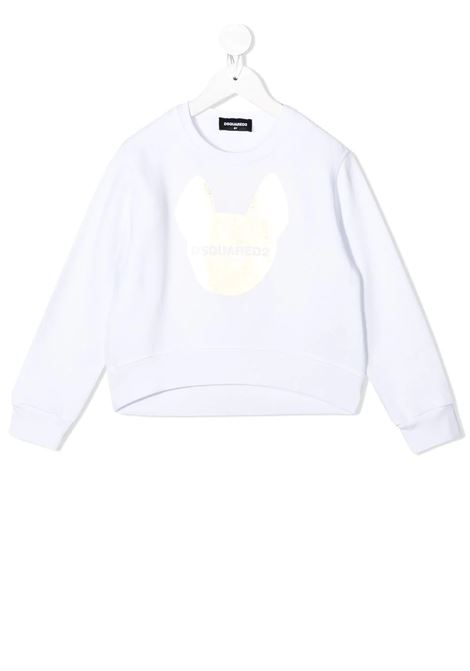Sweatshirt Dsquared2 kids DSQUARED2 KIDS | -108764232 | DQ04C2D001FD2S412FDQ100