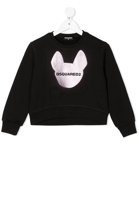 Sweatshirt Dsquared2 kids DSQUARED2 KIDS | -108764232 | DQ04C2D001FD2S412FDQ900