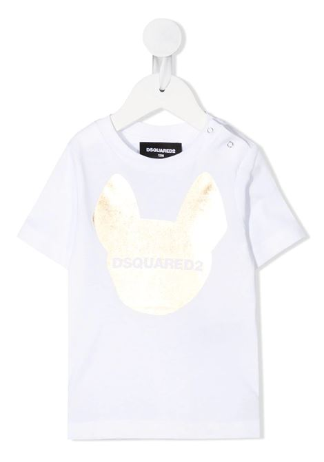 Felpa Dsquared2 kids DSQUARED2 KIDS | -108764232 | DQ04DCD001FD2S401BDQ100