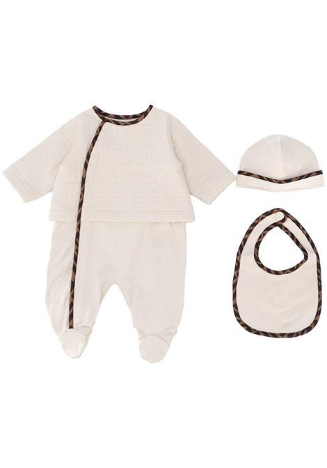 Newborn set Fendi kids FENDI KIDS | 5032255 | BUK068ACVPF19J5
