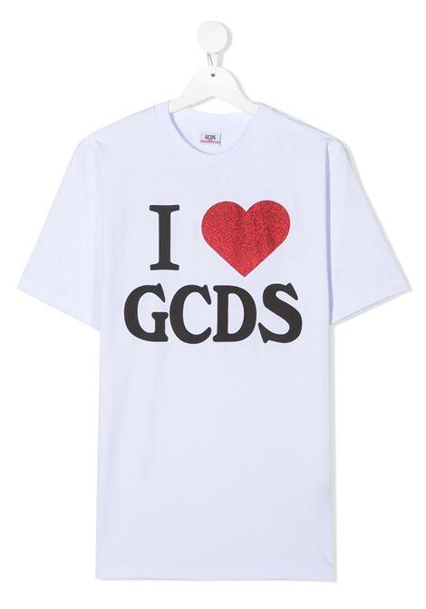 T-shirt Gcds kids  GCDS KIDS   8   026179001T