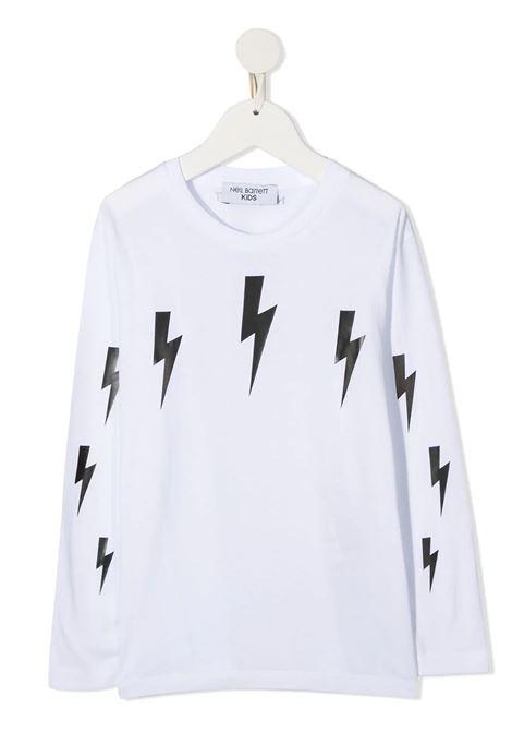 T-shirt Neil Barret kids  NEIL BARRET KIDS | 8 | 026004001