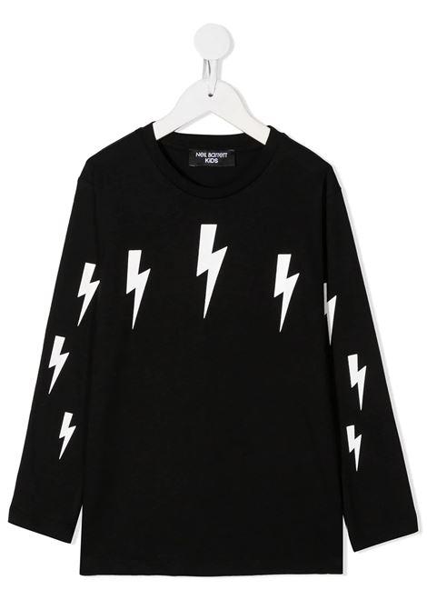 T-shirt Neil Barret kids NEIL BARRET KIDS | 8 | 026004110
