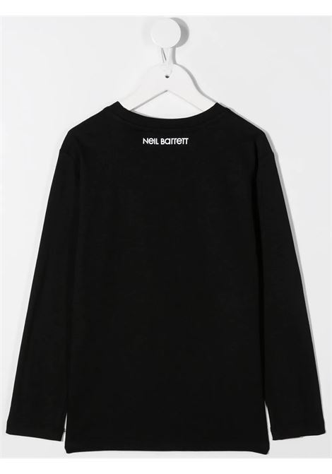 T-shirt Neil Barret kids NEIL BARRET KIDS   8   026004110T