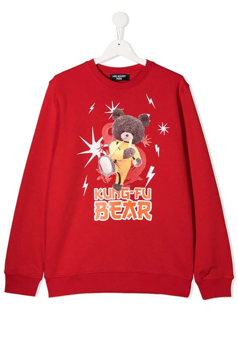 Sweatshirt Neil Barret kids  NEIL BARRET KIDS | -108764232 | 026015040