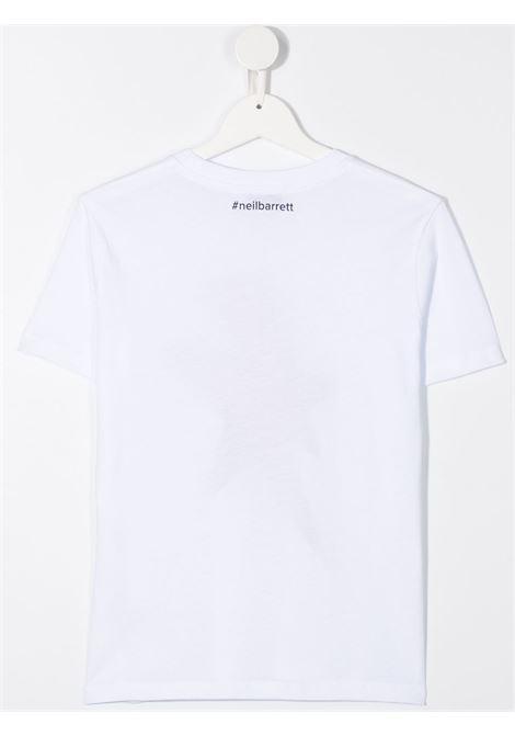 T-shirt Neil Barret kids  NEIL BARRET KIDS | 8 | 026021001T