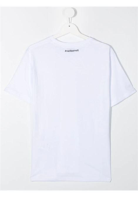 T-shirt Neil Barret kids  NEIL BARRET KIDS | 8 | 026029001T