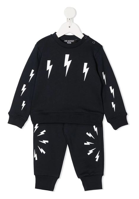 Two piece set Neil Barret kids  NEIL BARRET KIDS | -108764232 | 026330060