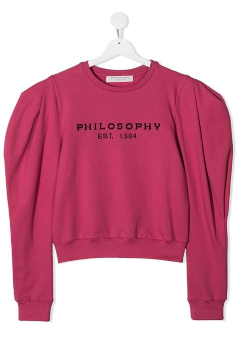 Sweatshirt Philosophy kids PHILOSOPHY KIDS | -108764232 | PJFE34FE147ZH0020014