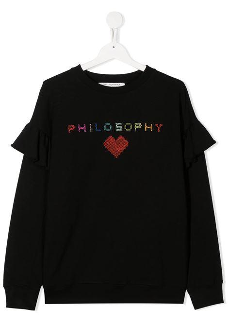 Felpa Philosophy kids PHILOSOPHY KIDS | -108764232 | PJFE41FE147ZH0050046