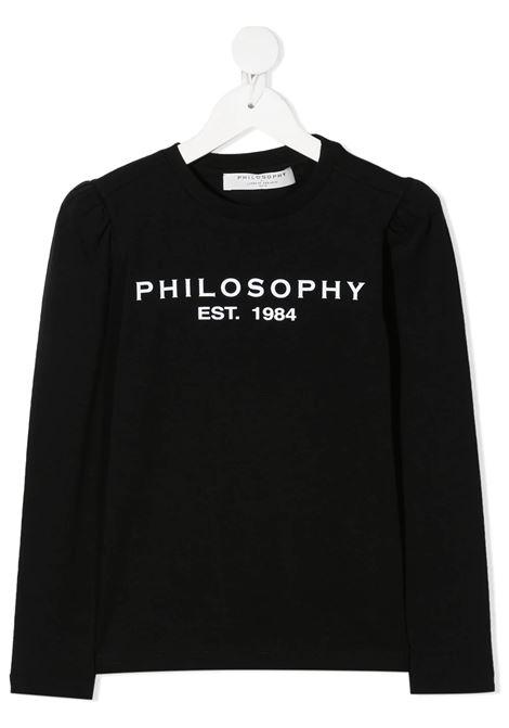 T-shirt Philosphy kids  PHILOSOPHY KIDS | 8 | PJTS44JE95BZH0100096