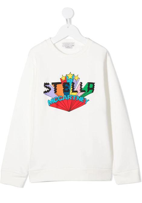 Felpa Stella McCartney kids STELLA MCCARTNEY KIDS | -108764232 | 601083SPJ029100T