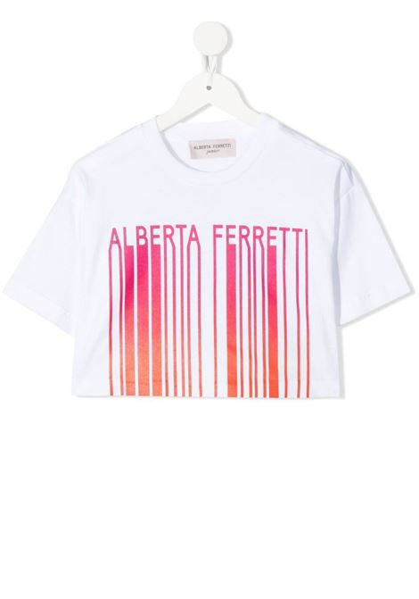 T-shirt Alberta Ferretti Junior  ALBERTA FERRETTI JUNIOR | 8 | 027437002
