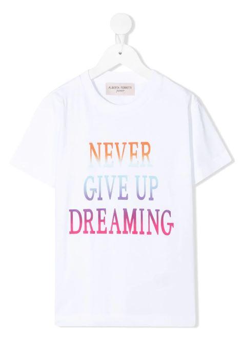 T-shirt Alberta Ferretto Junior ALBERTA FERRETTI JUNIOR | 8 | 027809002
