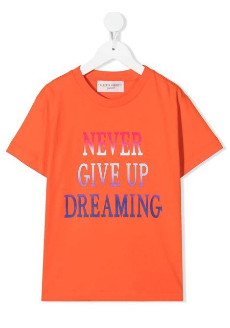 T-shirt Alberta Ferretti Junior  ALBERTA FERRETTI JUNIOR | 8 | 027809030