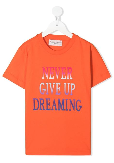 T-shirt Alberta Ferretti Junior  ALBERTA FERRETTI JUNIOR | 8 | 027809030T