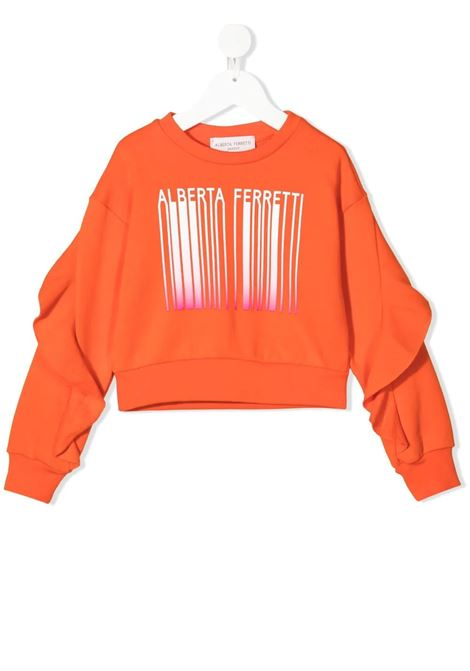 Sweatshirt Alberta Ferretti Junior  ALBERTA FERRETTI JUNIOR | -108764232 | 027818030T