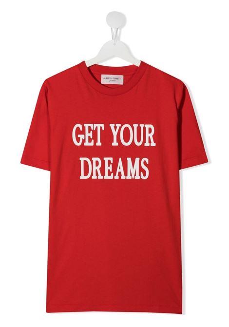 T-shirt Alberta Ferretti Junior ALBERTA FERRETTI JUNIOR | 8 | 027837040T