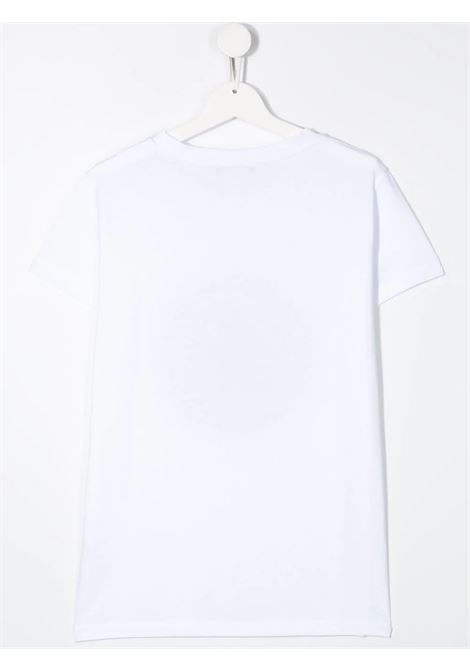 T-shirt Balmain kids BALMAIN PARIS KIDS   8   6M8091MX030100T