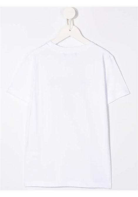 T-shirt Balmain kids  BALMAIN PARIS KIDS   8   6M8701MX030100NE