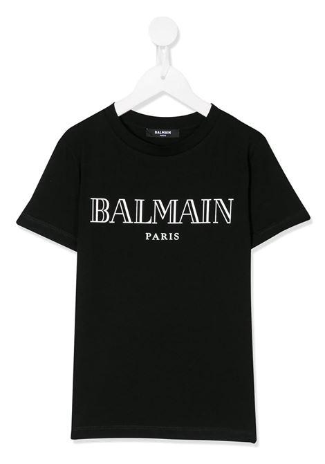 T-shirt Balmain kids BALMAIN PARIS KIDS   8   6M8721MX030930