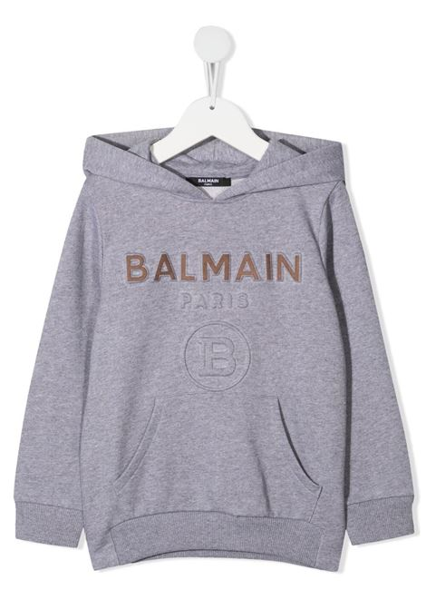 Sweatshirt Balmain kids BALMAIN PARIS KIDS | -108764232 | 6O4590OX370905T
