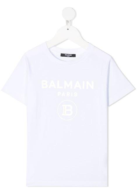 T-shirt Balmain kids BALMAIN PARIS KIDS | 8 | 6O8101OC390100OR