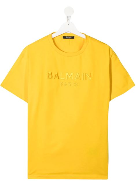 T-shirt Balmain kids BALMAIN PARIS KIDS | 8 | 6O8231OD530201
