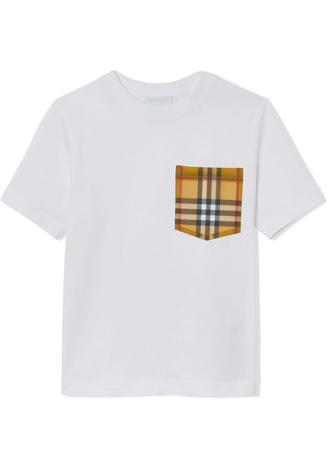 T-shirt Burberry kids BURBERRY KIDS | 8 | 8038088A1464